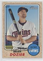 High Number SP - Brian Dozier