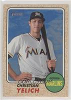 High Number SP - Christian Yelich