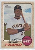 High Number SP - Gregory Polanco