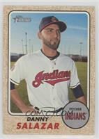 High Number SP - Danny Salazar