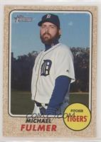 High Number SP - Michael Fulmer
