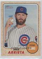 High Number SP - Jake Arrieta (Base)