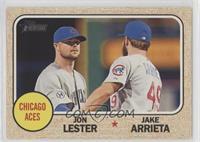 Chicago Aces - Jon Lester, Jake Arrieta