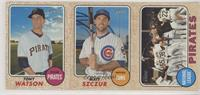 Tony Watson, Matt Szczur, Pittsburgh Pirates