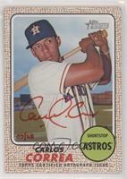 Carlos Correa #/68