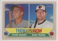 Mark Trumbo, Frank Howard