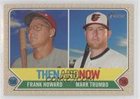 Mark Trumbo, Frank Howard
