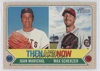 Max Scherzer, Juan Marichal