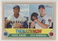 Kyle Hendricks, Fergie Jenkins