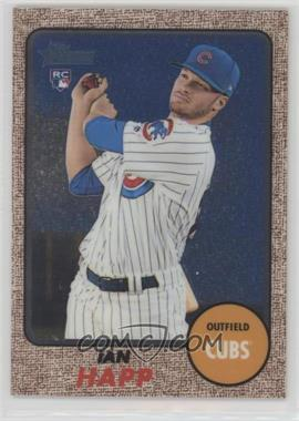 2017 Topps Heritage High Number - [Base] - Chrome Variations #THC-660 - Ian Happ /999