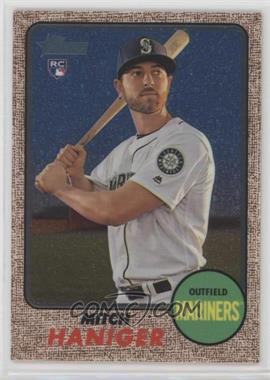 2017 Topps Heritage High Number - [Base] - Chrome Variations #THC-676 - Mitch Haniger /999