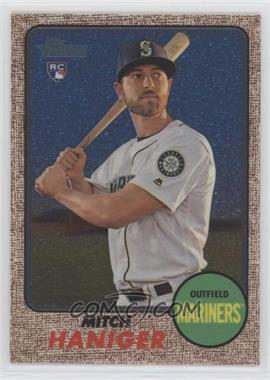2017 Topps Heritage High Number - [Base] - Chrome #THC-676 - Mitch Haniger /999