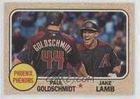 Paul Goldschmidt, Jake Lamb