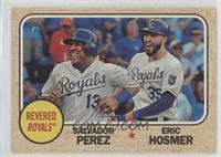 Eric Hosmer, Salvador Perez