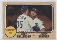 Justin Turner, Cody Bellinger