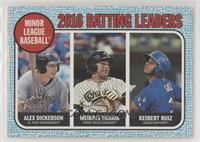 League Leaders - Meibrys Viloria, Keibert Ruiz, Alex Dickerson /99