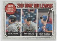 League Leaders - Dylan Cozens, Matt Chapman, Rhys Hoskins /25