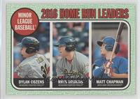 League Leaders - Dylan Cozens, Matt Chapman, Rhys Hoskins /50