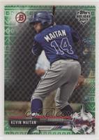 Kevin Maitan #/99