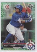 Willie Calhoun #/99