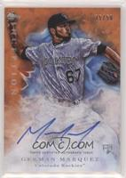Rookie Autographs - German Marquez /50
