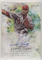 Rookie Autographs - Alex Reyes #/199