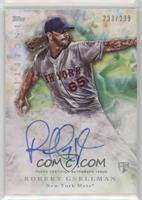 Rookie Autographs - Robert Gsellman /299
