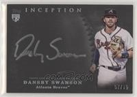 Dansby Swanson #/75