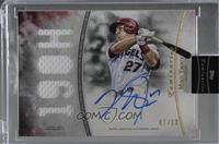 Mike Trout /10 [Uncirculated]