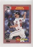 Corey Kluber [Noted] #/25