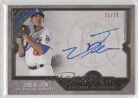 Jose De Leon Baseball Cards