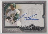 Jose Canseco #/199