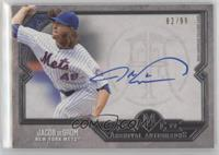 Jacob deGrom #/99