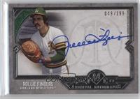Rollie Fingers #/199