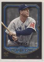 Lou Gehrig #/150