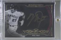 Mike Trout /25 [Uncirculated]