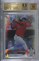 Rafael Devers [BGS 9.5 GEM MINT] #/35