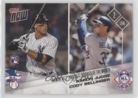 Aaron Judge, Cody Bellinger