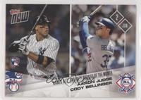Aaron Judge, Cody Bellinger /1751