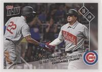 Chicago Cubs #/326