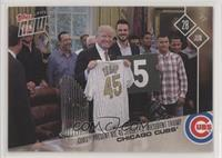 Chicago Cubs #/1,441