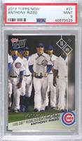 Anthony Rizzo [PSA 9 MINT] #/1,361