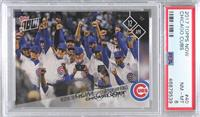 Chicago Cubs Team [PSA 8 NM‑MT] #/1,809
