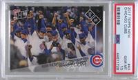 Chicago Cubs Team [PSA10GEMMT] #/1,809