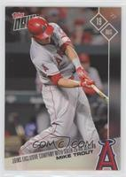 Mike Trout #/864