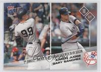 Aaron Judge, Gary Sanchez /1451