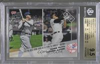 Babe Ruth, Aaron Judge [BGS 9.5 GEM MINT] #/5,283