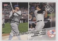 Babe Ruth, Aaron Judge