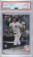 Aaron Judge /3267 [PSA 10 GEM MT]