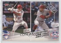 Mike Trout, Joey Votto /503